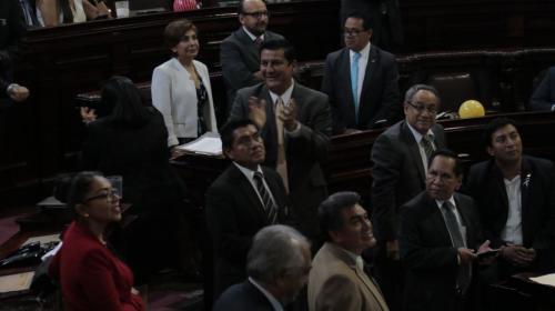 Diputados citan a PDH por supuesta participación en marcha feminista