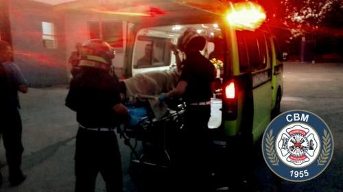 Hieren a dos hombres en ataque armado en parqueo de Derecho de la USAC