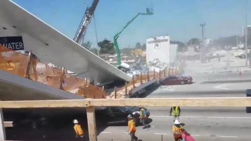 El relato de un guatemalteco que se salvó durante la caída del puente
