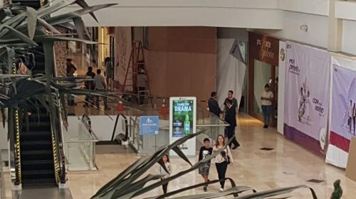 El terror que vivieron trabajadores del centro comercial de zona 10