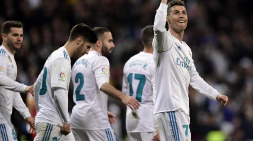 Fiesta de goles en la victoria del Real Madrid contra el Girona