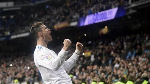 Cristiano Ronaldo está cerca de arrebatarle esta marca a Lionel Messi