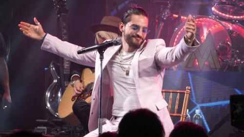 Por esta razón el concierto de Maluma en Guatemala cambia de fecha