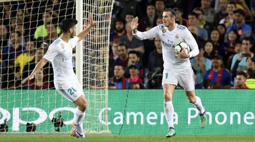 Isco y Bale lideran con estos golazos al Real Madrid