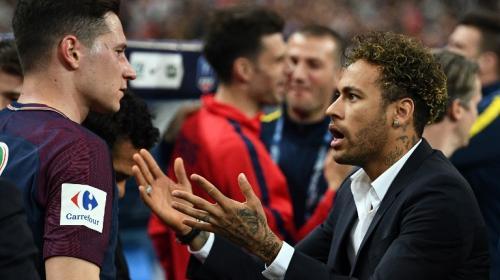 Neymar confiesa que siente miedo luego de su lesión