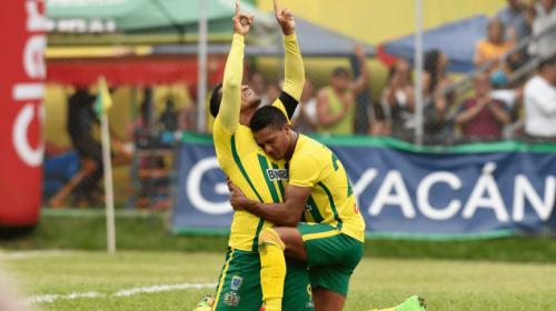 Ángel Rodríguez y sus goles lleva a Guastatoya a las semifinales