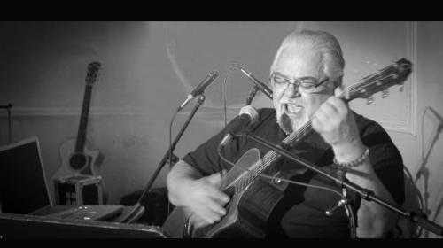 Muere el cantautor guatemalteco Luis Galich