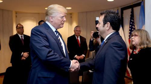 ¿Quién financió el lobby que apoyó la reunión entre Jimmy y Trump?