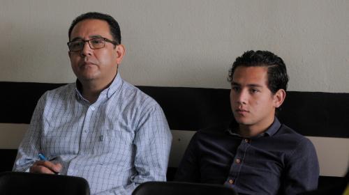 Jimmy invitó a su hermano e hijo a la inauguración en Jerusalén
