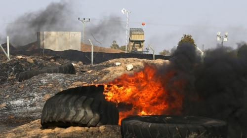 Protestas por embajada de EE. UU. en Jerusalén dejan 60 muertos