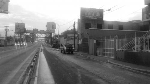 Trágico accidente complica el tránsito en la Calzada Aguilar Batres
