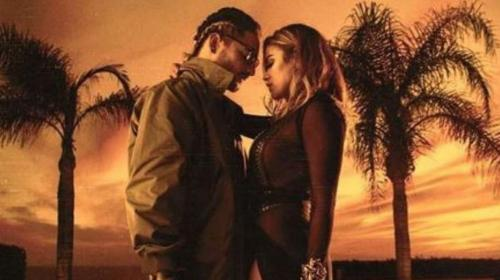 "Maluma y Karol G arrasan con su video ""Créeme"""