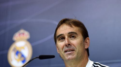 Real Madrid despide a Julen Lopetegui