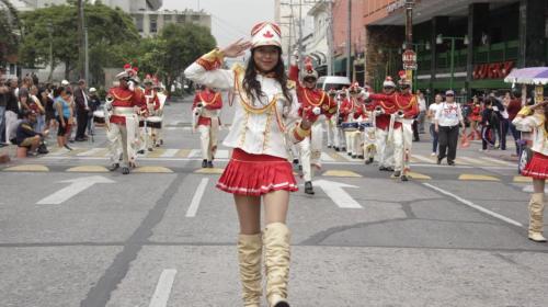 Gobierno no permitirá mantas contra Jimmy en desfile de Independencia
