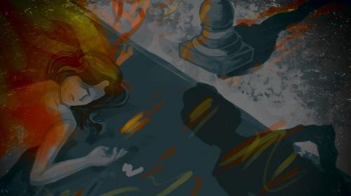 El galón de gasolina y una mujer quemada en el Cerro de la Cruz