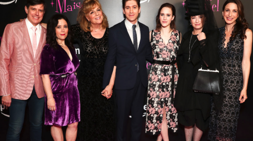 """The Marvelous Mrs. Maisel"" arrasa en la ceremonia de los Emmy 2018"