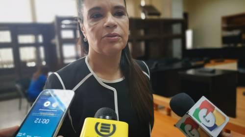 """Roxana Baldetti dice de Thelma Aldana: """"Yo no estoy prófuga"""""""