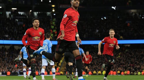 El United vence al City de Guardiola en el Derby de Manchester