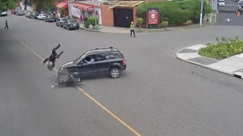 Video recopila los peores accidentes de tránsito de 2019