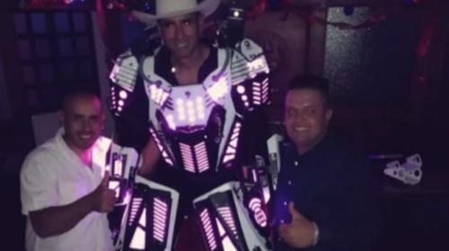 """El alcalde """"Tres Kiebres"""" hizo un """"Neto Bran"""" en Ipala"""