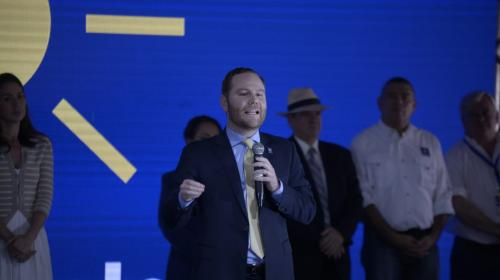 Álvaro Arzú Escobar buscará su reelección al Congreso