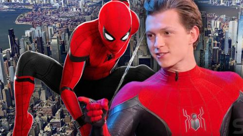 VIDEO: Lanzan trailer de 'Spider-Man: Far From Home'