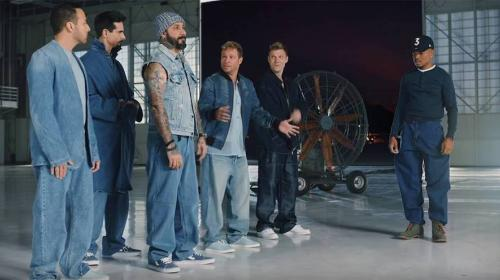 Los Backstreet Boys se lucirán en el Super Bowl 2019