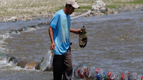 ¿Se logró detener el 85% de basura en ríos usando las biobardas?