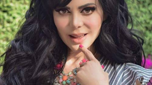 Así se ve Maribel Guardia sin maquillaje ni photoshop