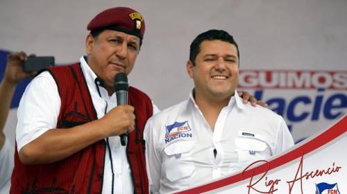 Candidato de FCN se atribuye entrega de cupones del Gobierno