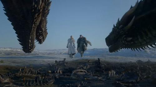 Sale a la luz avance de la última temporada de 'Game of Thrones'