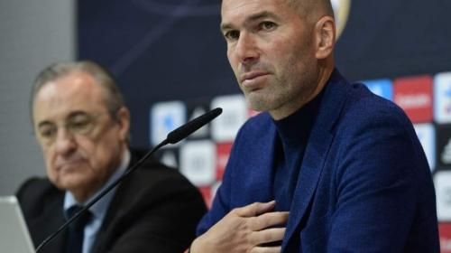 Confirman que Zidane regresará al banquillo del Real Madrid