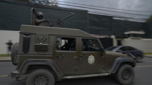 EE.UU. sanciona a Guatemala por uso incorrecto de Jeeps J8