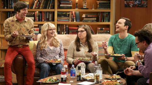 Esto queda del set The Big Bang Theory tras el final de la serie