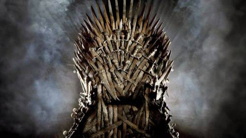 Póster de la primera temporada de Game of Thrones predijo al rey