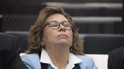 Presidios recomienda traslado de Sandra Torres a un hospital