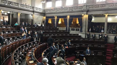 Congreso publica Acuerdo para darle vida a comisión investigadora