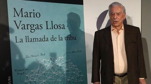 Revelan extracto del nuevo libro de Vargas Llosa sobre Guate