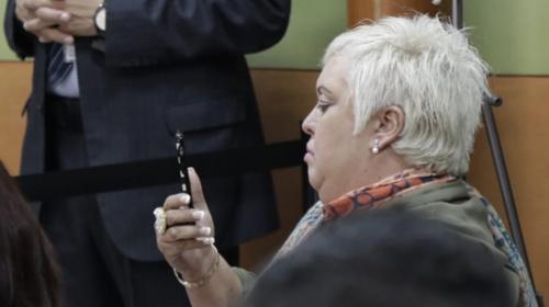 MP ubicó a Bárbara Hernández en casa donde buscaban a Galdámez