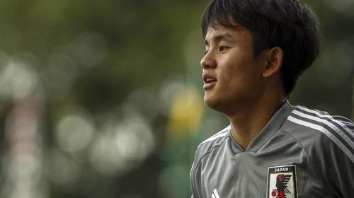 Take Kubo va cedido del Real Madrid al Villarreal
