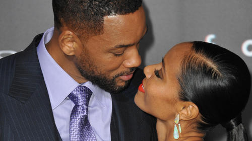 Esposa de Will Smith admite infidelidad en pleno talk show