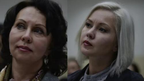 Confirman condena de 14 años para Irina y Anastasia Bitkova
