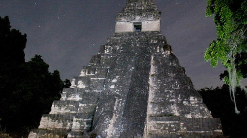 Guardaparques de Tikal capta en video un aullido desconocido