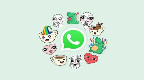 Los stickers animados han llegado a Whatsapp