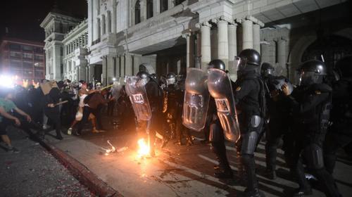 Los videos y fotos que incriminan a detenidos por los disturbios