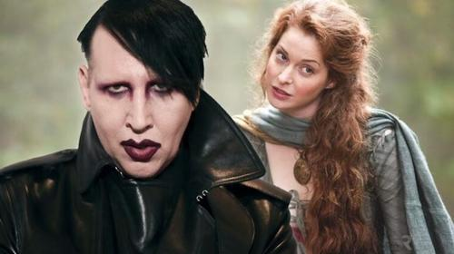 "Actriz de ""Game of Thrones"" revela los abusos de Marilyn Manson"