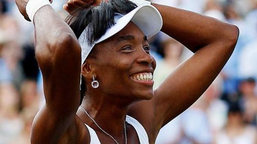 Venus Williams se vuelve a meter entre las mejores del mundo