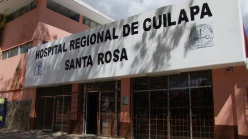 Se fuga de hospital en Cuilapa  pandillero acusado de 287 muertes