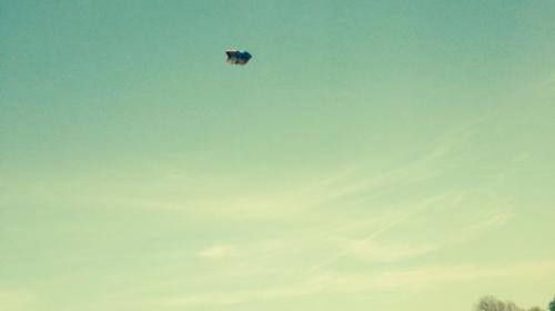 En Nueva York sale volando castillo inflable, dos niños están heridos