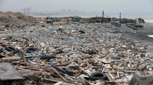 Contaminación del aire mata a 5.5 millones de personas al año